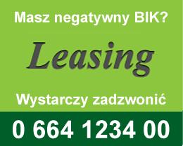 leasing bez bik i krd